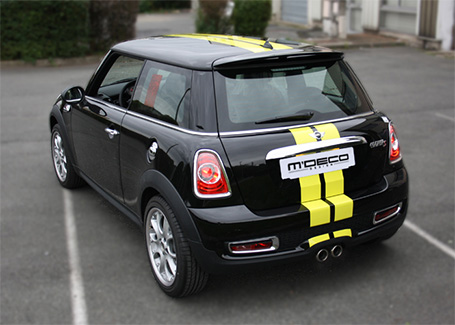 covering mini cooper